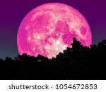 Super Full Pink Moon And...