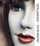 Manikin Face Woman