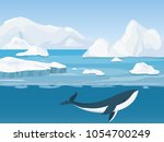 vector illustration of... | Shutterstock .eps vector #1054700249