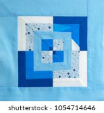 Patchwork  quilt. block of...