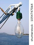 Hanged Electric Light Bulb For...
