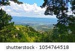 deep horizon landscape from...   Shutterstock . vector #1054764518