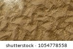 abstract pattern caused by sand ... | Shutterstock . vector #1054778558