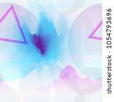 gradient futuristic seamless... | Shutterstock .eps vector #1054793696