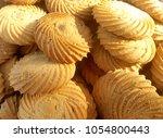best cookies for packaging  | Shutterstock . vector #1054800443