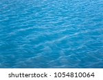 open water surface of the sea   Shutterstock . vector #1054810064
