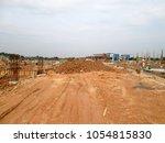 kuala lumpur  malaysia  april... | Shutterstock . vector #1054815830