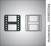 cinamatographic film strip fill ...