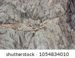 climber in mountains lifestyle... | Shutterstock . vector #1054834010
