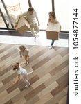 children playing having fun...   Shutterstock . vector #1054877144