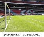inside the  azteca stadium in... | Shutterstock . vector #1054880963