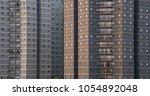 building window texture | Shutterstock . vector #1054892048
