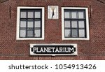 franeker   netherlands  ... | Shutterstock . vector #1054913426