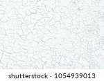 grey color dry cracked muddy... | Shutterstock . vector #1054939013