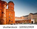 zyrardow  mazovian province  ... | Shutterstock . vector #1055015909