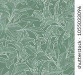 watercolor seamless pattern of...   Shutterstock . vector #1055033096