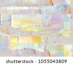 abstract painting background.... | Shutterstock . vector #1055043809