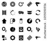 flat vector icon set  ...   Shutterstock .eps vector #1055050556