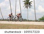 kuantan   march 25 ... | Shutterstock . vector #105517223