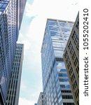 downtown minneapolis minnesota | Shutterstock . vector #1055202410