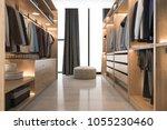 3d rendering modern... | Shutterstock . vector #1055230460