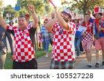 gdansk  poland   june 18 ... | Shutterstock . vector #105527228