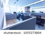 interior of modern style office   Shutterstock . vector #1055273804