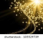the background image which... | Shutterstock . vector #105529739