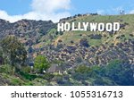 hollywood california   march 25 ... | Shutterstock . vector #1055316713