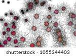 light colored vector template...   Shutterstock .eps vector #1055344403