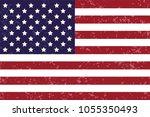 vector illustration of the flag ... | Shutterstock .eps vector #1055350493
