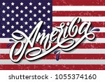 vector illustration.in... | Shutterstock .eps vector #1055374160