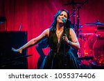 Small photo of 25 MARCH 2018, AFAS Live, Amsterdam. Concert of Evanescence