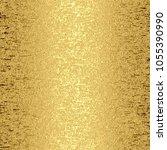 gold shiny seamless pattern | Shutterstock . vector #1055390990