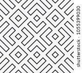 vector seamless pattern.... | Shutterstock .eps vector #1055399030