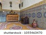 marrakesh morocco 25.03.2018  ... | Shutterstock . vector #1055463470