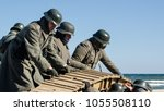 kolobrzeg  west pomeranian  ... | Shutterstock . vector #1055508110