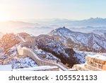 Winter Jinshanling Great Wall