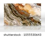Onyx Marble Tile Standing On...