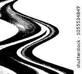 abstract grunge grid stripe... | Shutterstock . vector #1055534849