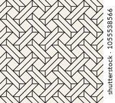 vector seamless pattern. modern ... | Shutterstock .eps vector #1055538566