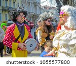 odessa  ukraine   april 1  2016 ... | Shutterstock . vector #1055577800