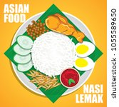 Nasi Lemak  A Traditional Mala...