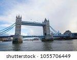 london  uk   may 20  2017.... | Shutterstock . vector #1055706449