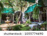 mexico  yucatan   february 17 ...   Shutterstock . vector #1055774690