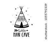 Little Man Cave Scandinavian...