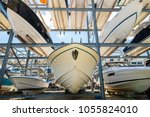 coconut grove  florida usa  ... | Shutterstock . vector #1055824010