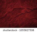 dark stone slate background or... | Shutterstock . vector #1055827538
