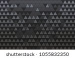 abstract 3d minimalistic... | Shutterstock . vector #1055832350