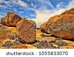 Beautiful Rocky Formations Of...